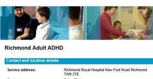 Richmond Adult Adhd 2