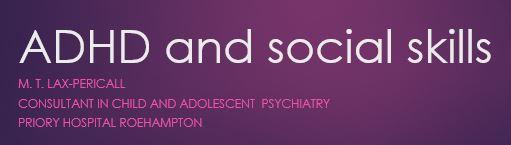 ADHD & SocialSkills