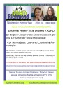Free to any #ADHD #parent #carer May 24 Talk on #Emotional #Behaviour Listed@EventBriteUK