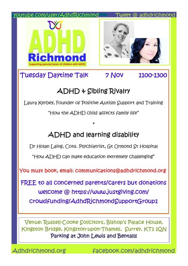 Nov 7 daytime Talk