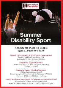 Disability Summer Sport FRONT PAGE-page-001