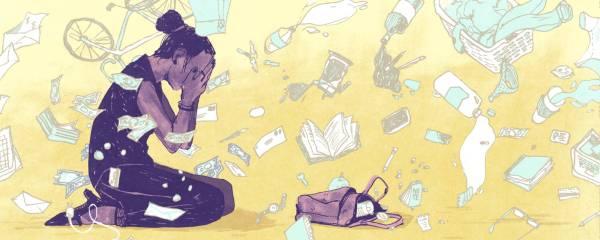 The Hidden Struggle for Women w/ #ADHD via@broadly