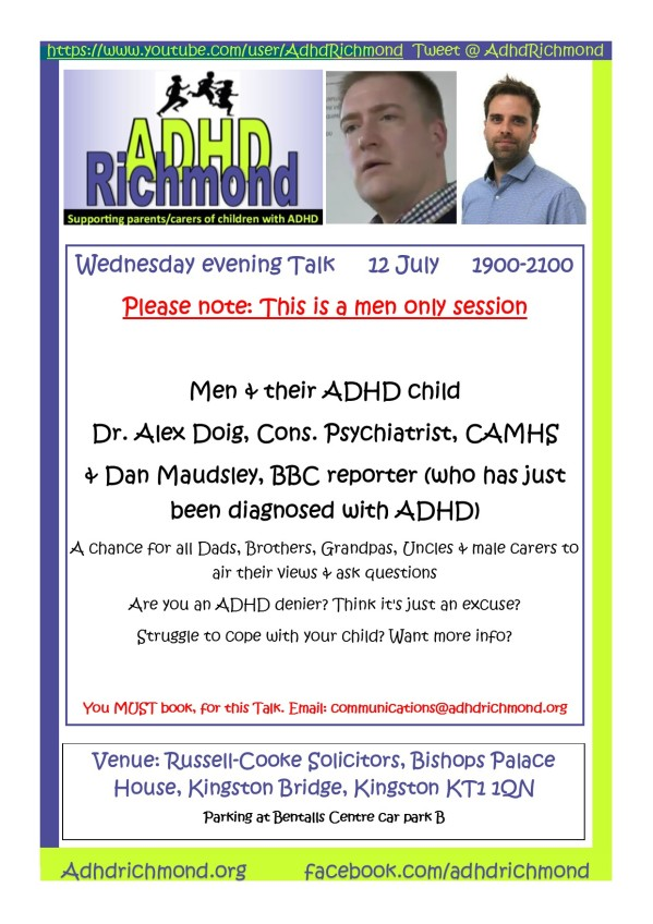 July 12 eve Talk