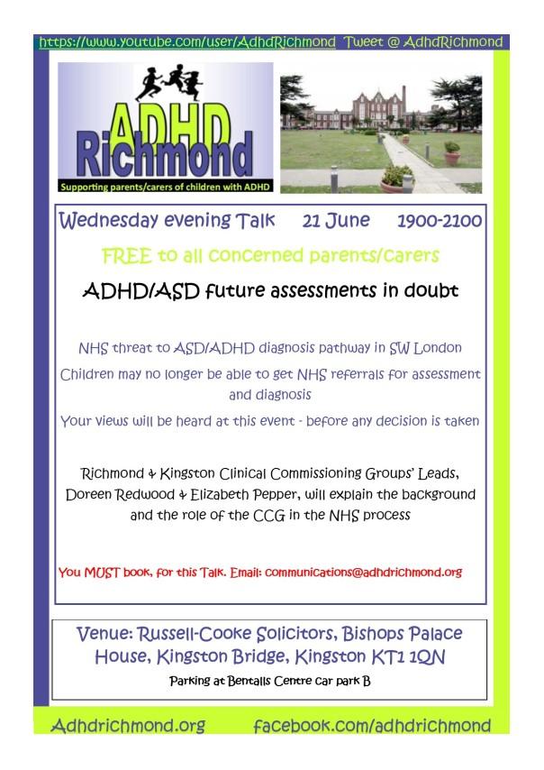 June 21 eve talk