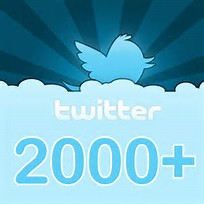 Thank u to our 2000 #Twitter followers @AdhdRichmond #ADHD