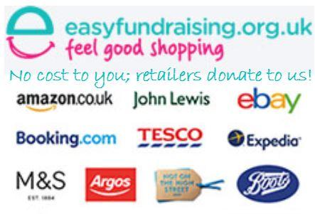EasyGiving stores logo