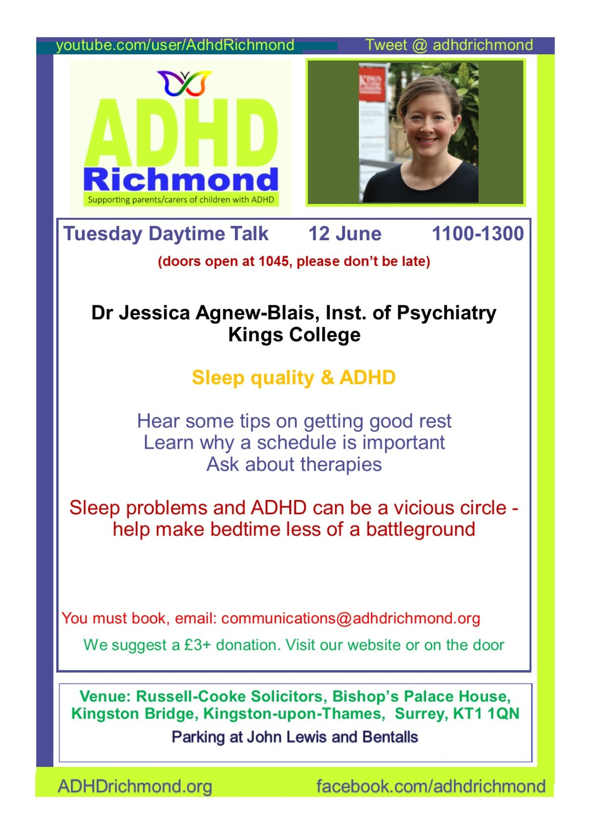 June 12 Tues Talk
