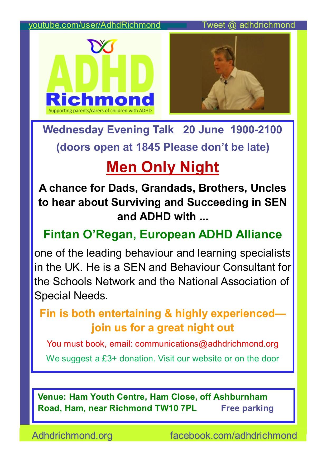 June 20 Wednesday evening