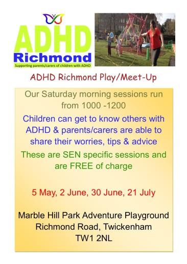 Play Meet Up flyer