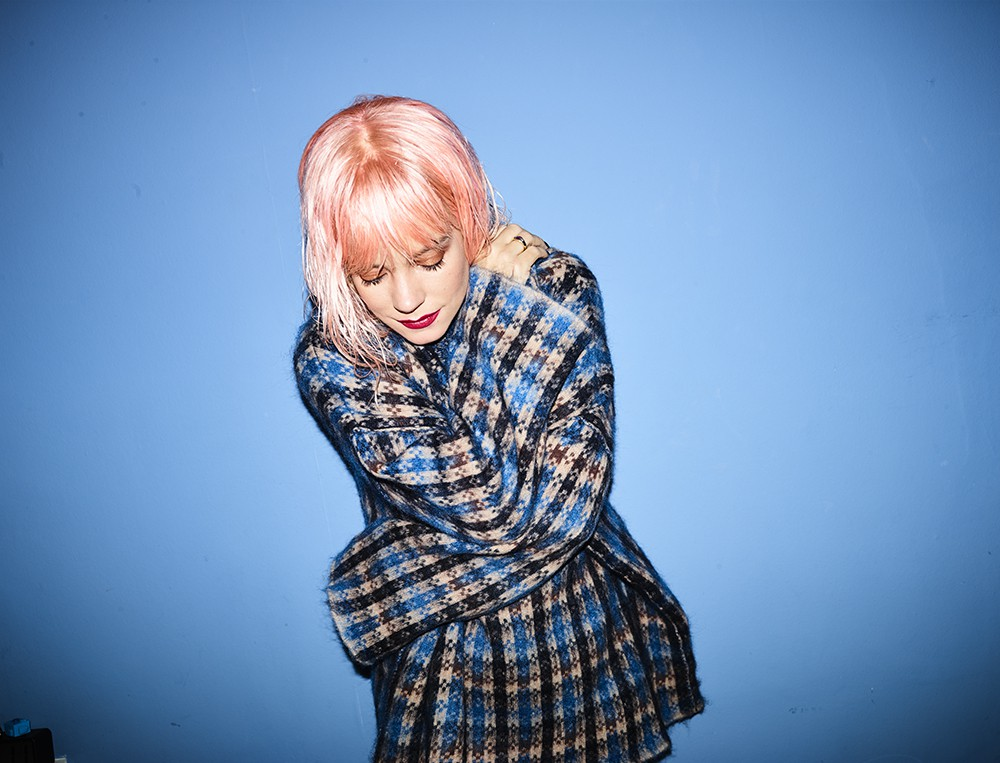 Video: @lilyallen talks about her #ADHD via@NME
