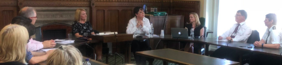 #ADHD APPG report. Minister for #MentalHealth @JackieDP . Chaired by @JoPlattMP . Thx to @MichelleBeckett of @ADHDaction &  @ValerieIvens of @ADHDrichmond #TeamADHD
