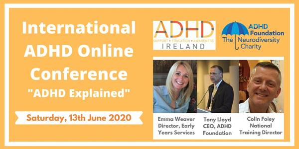 International ADHD Online Conference